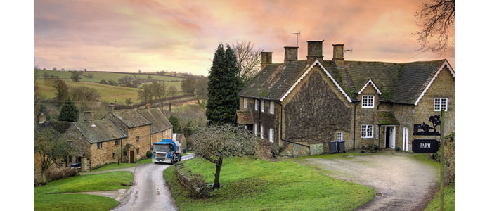 Scotlands Rural Homeowners Rush For New Heating Solution
