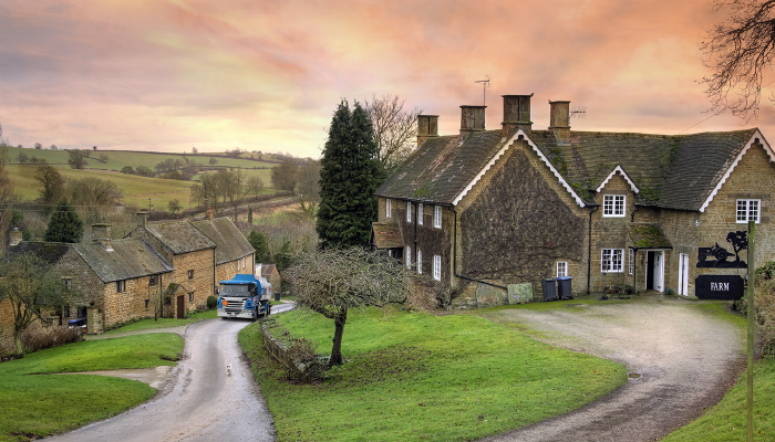 Rural Homeowner Heating Solutions Stuck In The Dark Ages Until Now