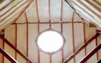 The Difference between new Spray Foam Insulation and traditional Fiberglass Insulation..